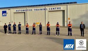 Motor Trade Apprenticeship Graduations